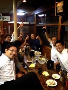 熊本から武蔵へご来店